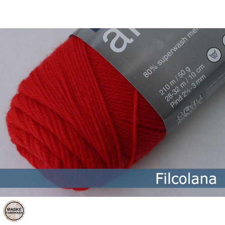 Filcolana Arwetta 138 Geranium Red